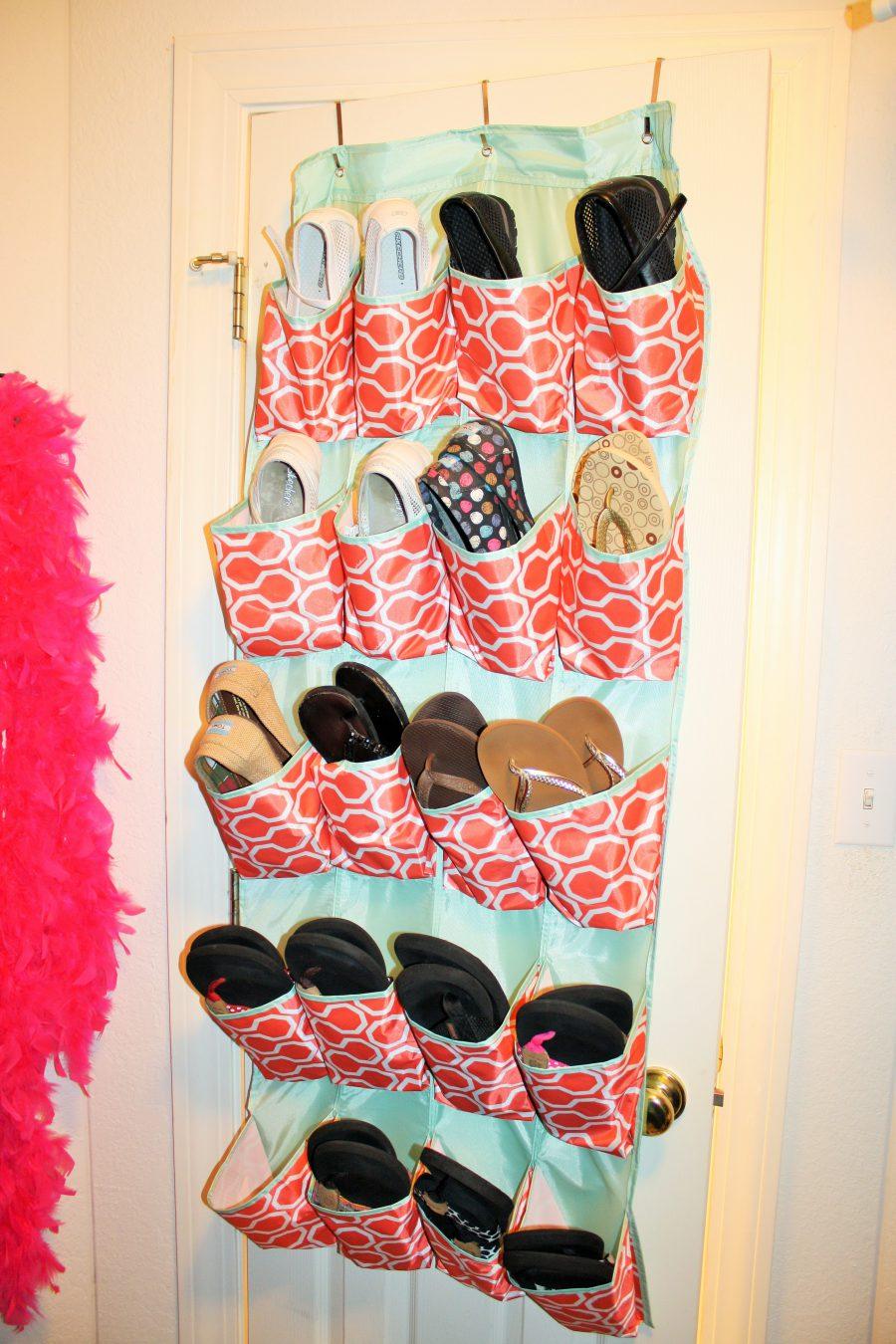 Organize Behind the Room Door