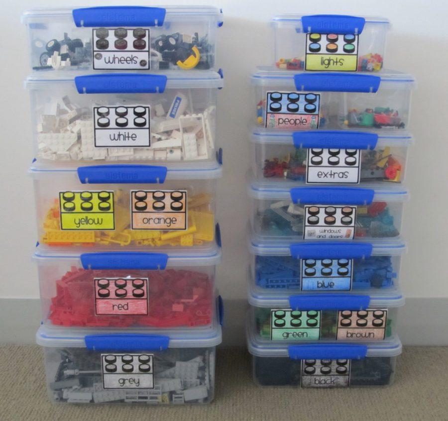Beautiful toy storage ideas