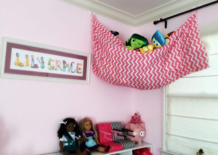 Plush toy storage ideas