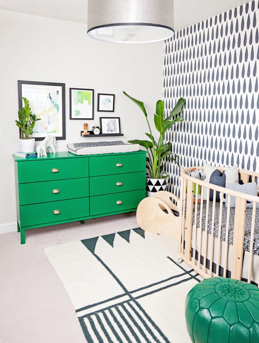 Stunning green