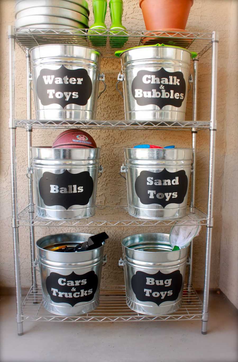 Toy Storage Ideas For Teens