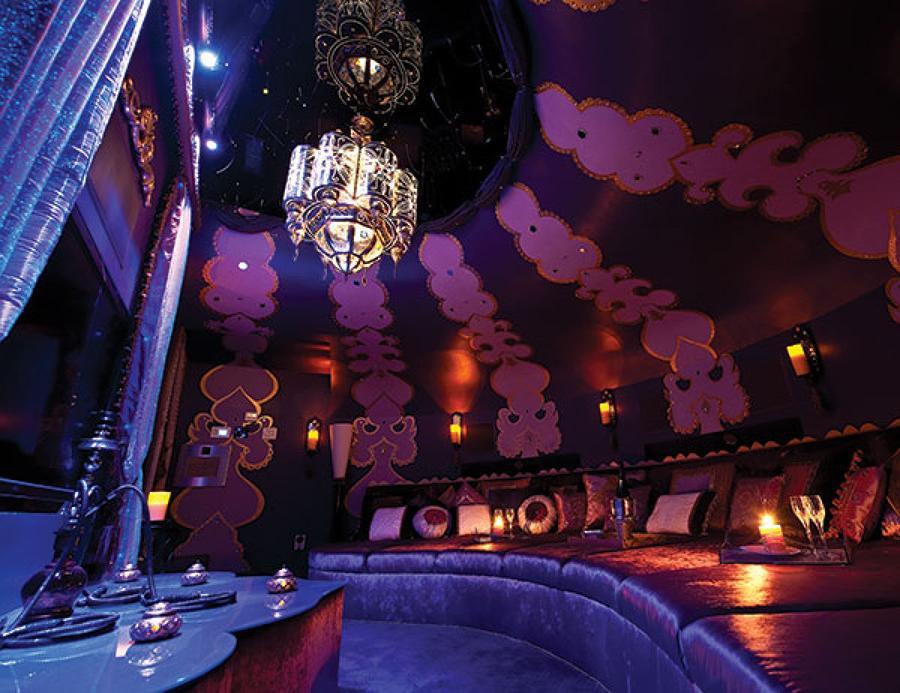 Alladin Entertainment Room Design