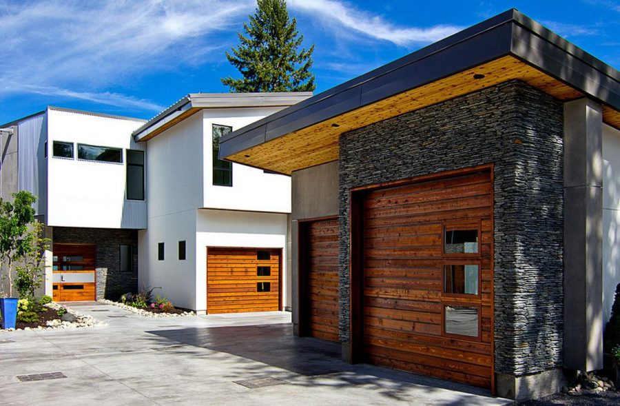 Beautiful Modern Garage Doors