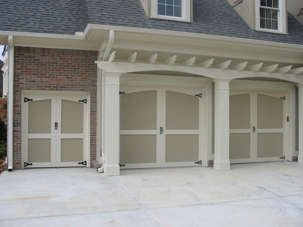 Classic Residential Garage Door