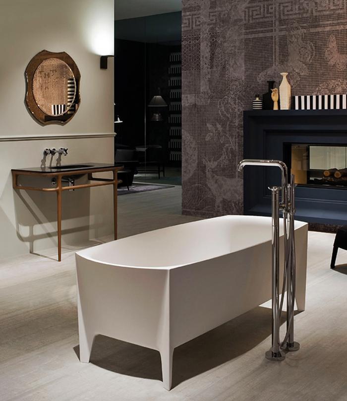 Contemporary Modern Bathtub