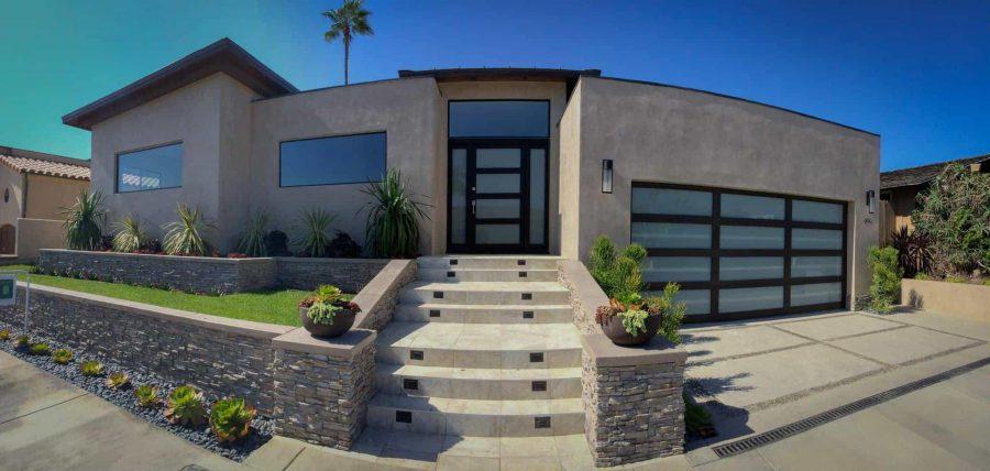 Contemporary Modern Garage Doors
