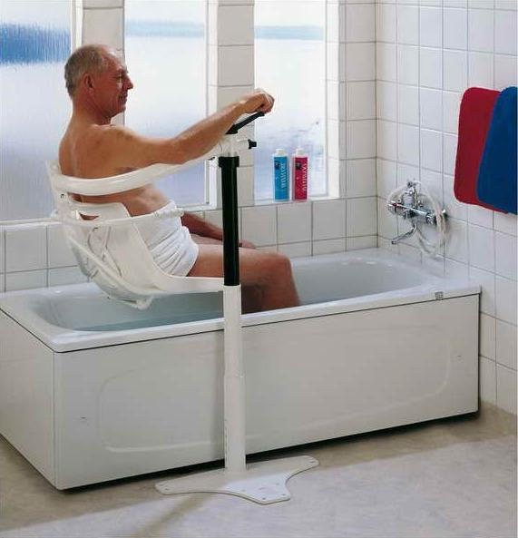 Handicap Bathtub Chairs