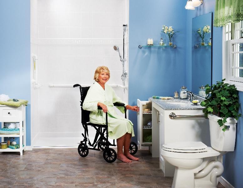 Handicap-Bathtub