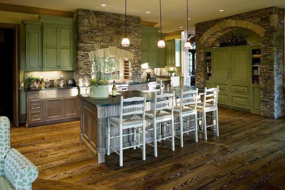 Large Kitchen Renovation Ideas