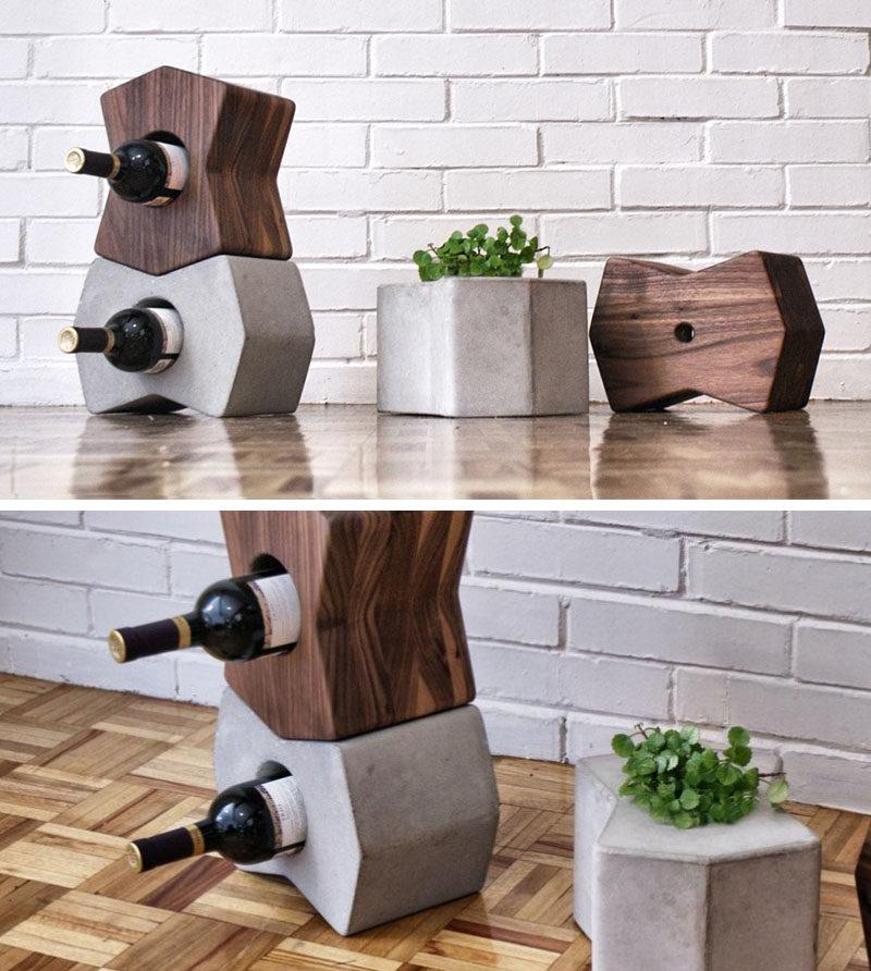 Modern Wine Rack Storage Ideas