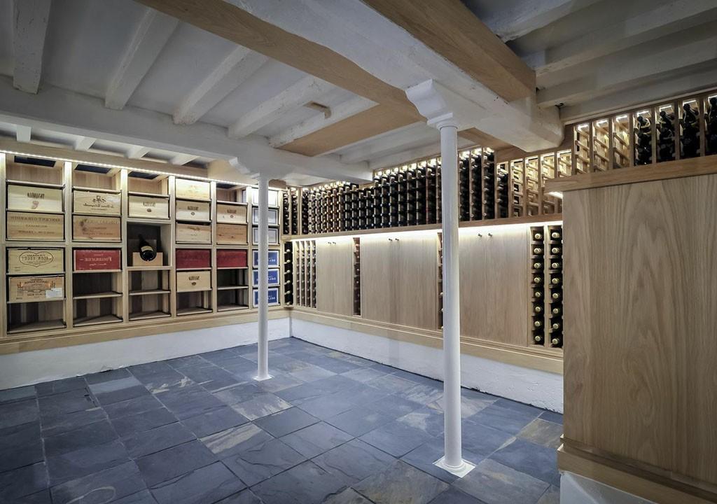 Oak Wine Cellar