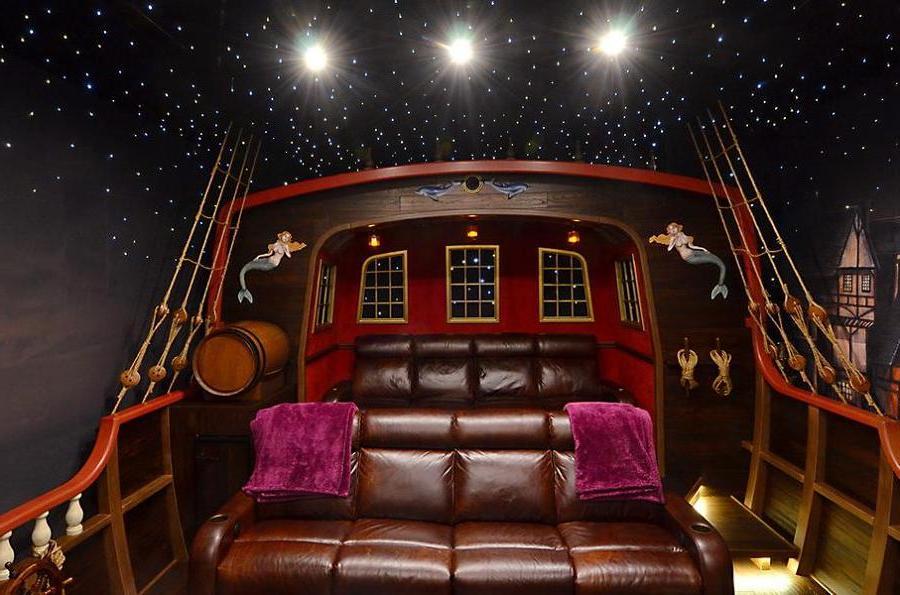 Image Result For Design Your Own Cinema Room