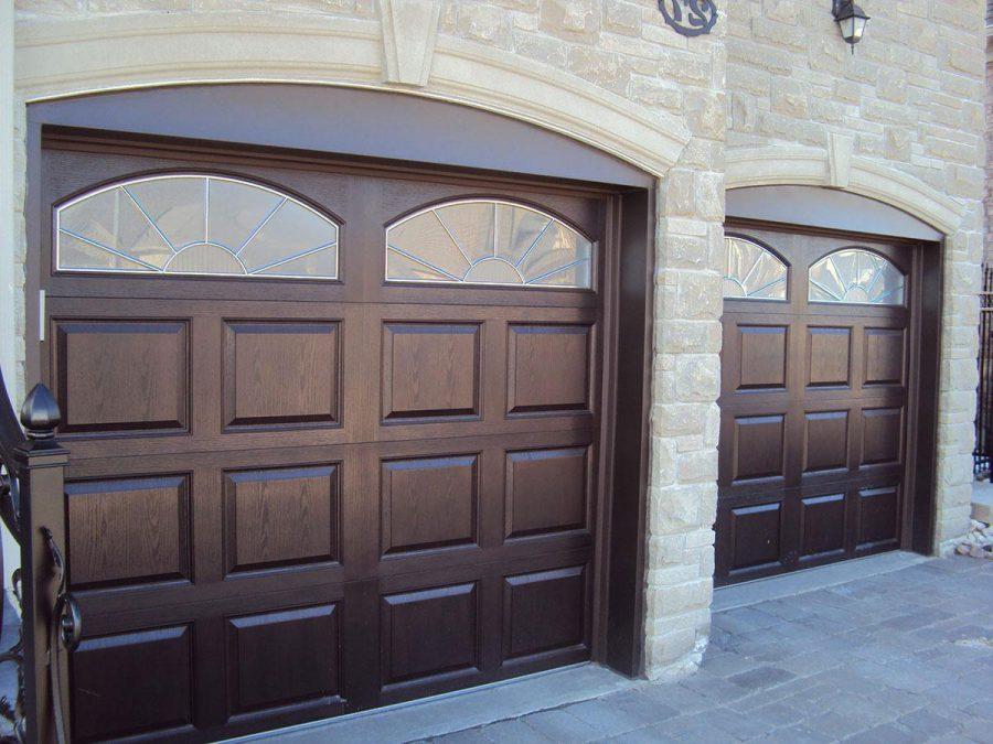 Rustic Garage Doors For Residence