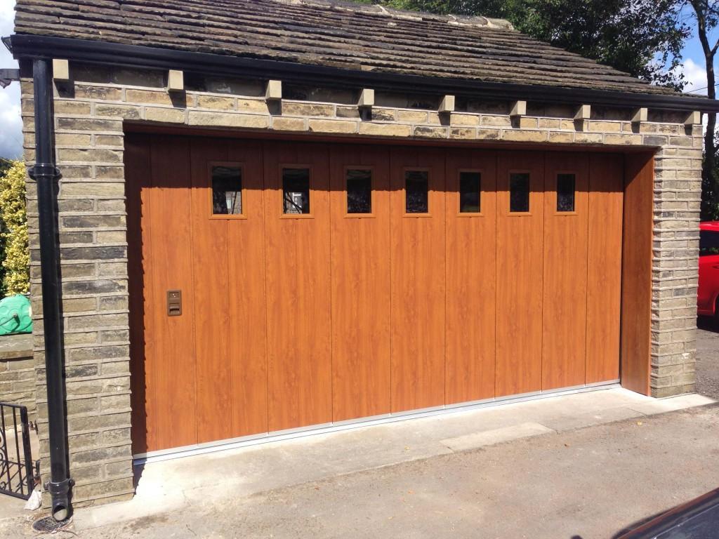 Sliding Garage Door Ideas