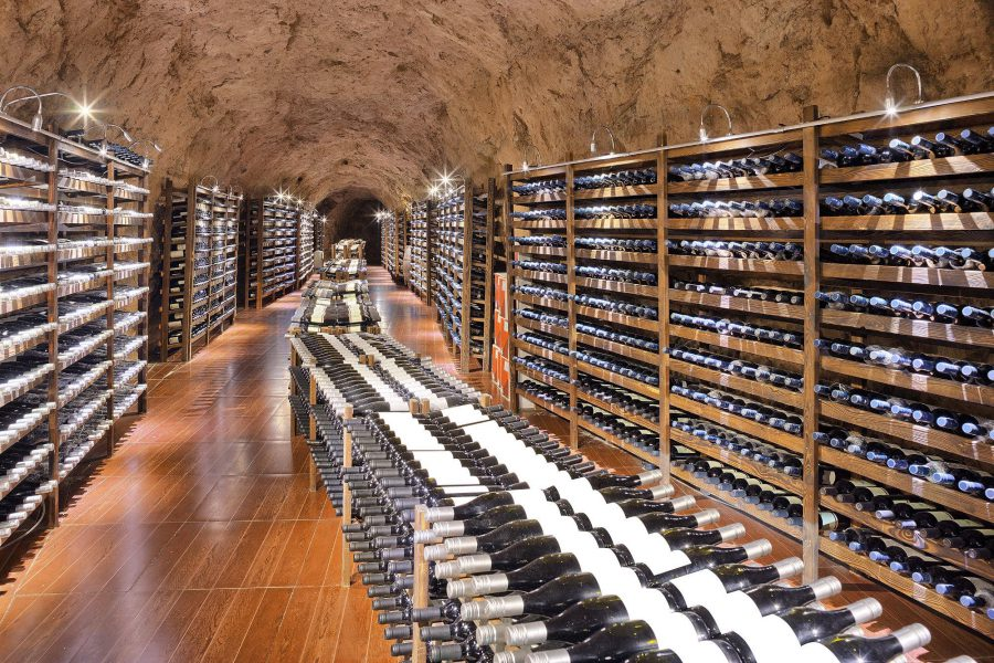 Underground Wine Cellar Design