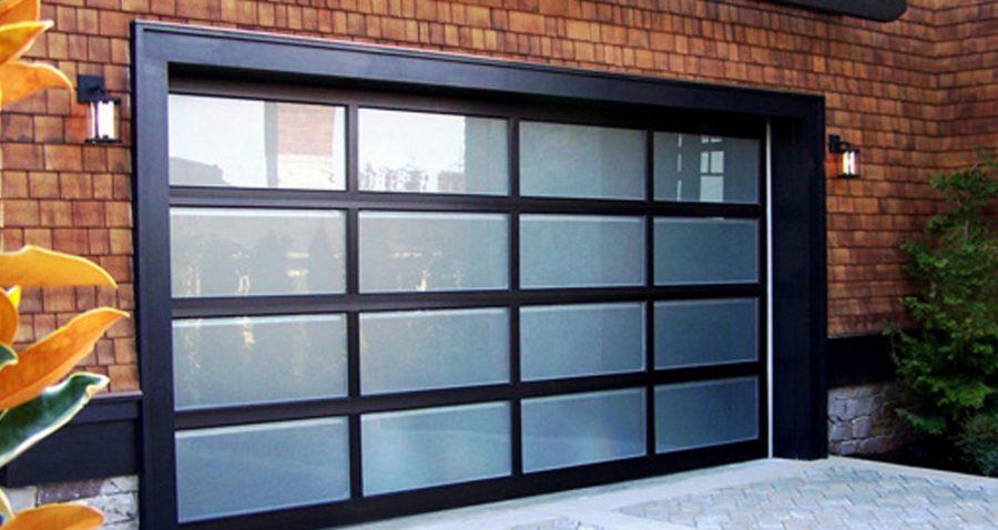 Unique Glass Garage Doors