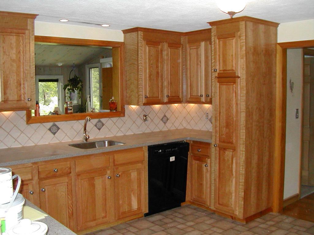 Vintage Kitchen Cabinet Refacing