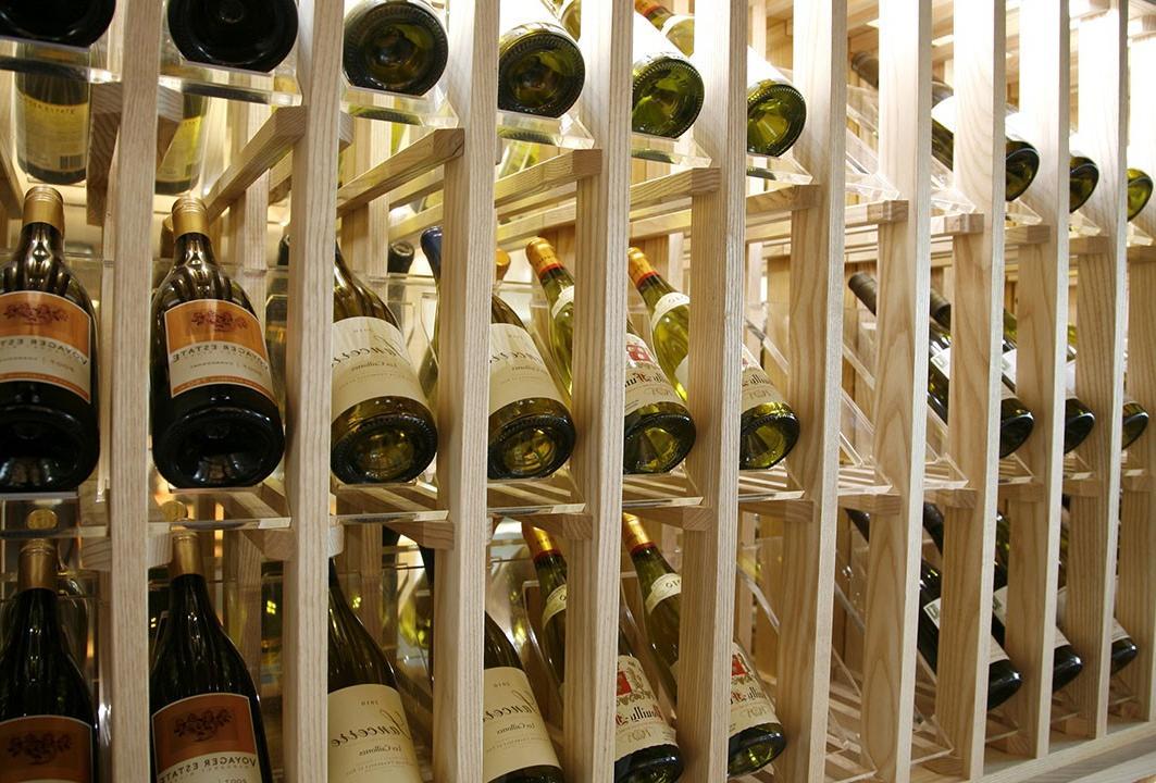 Wine cellar rungstedgaard
