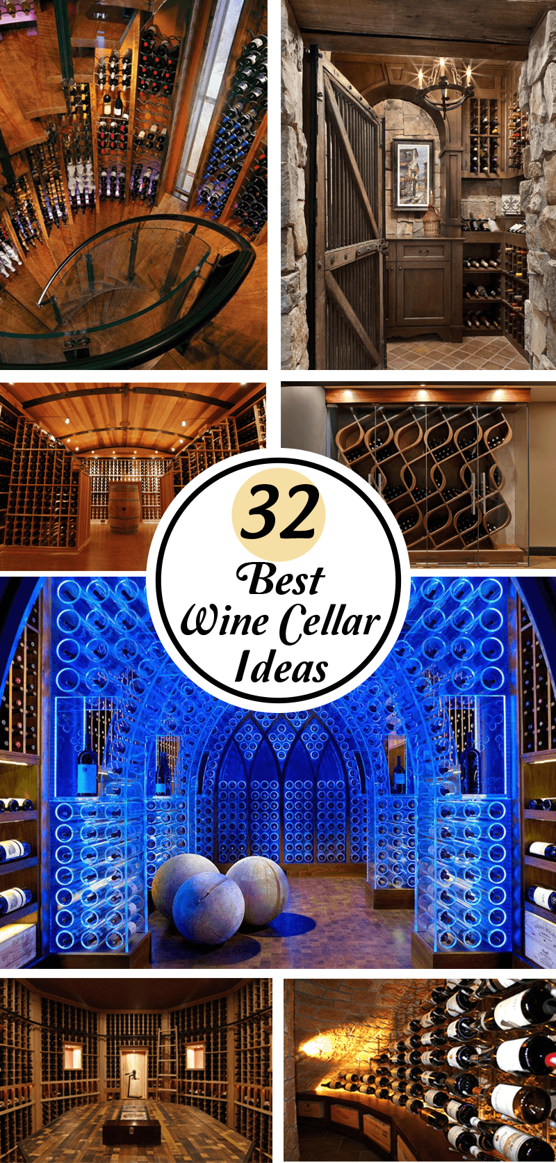best wine cellar ideas