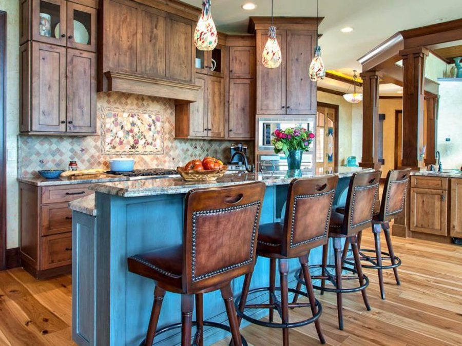 rustic kitchen renovation ideas.