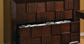 Decorative Filing Cabinet