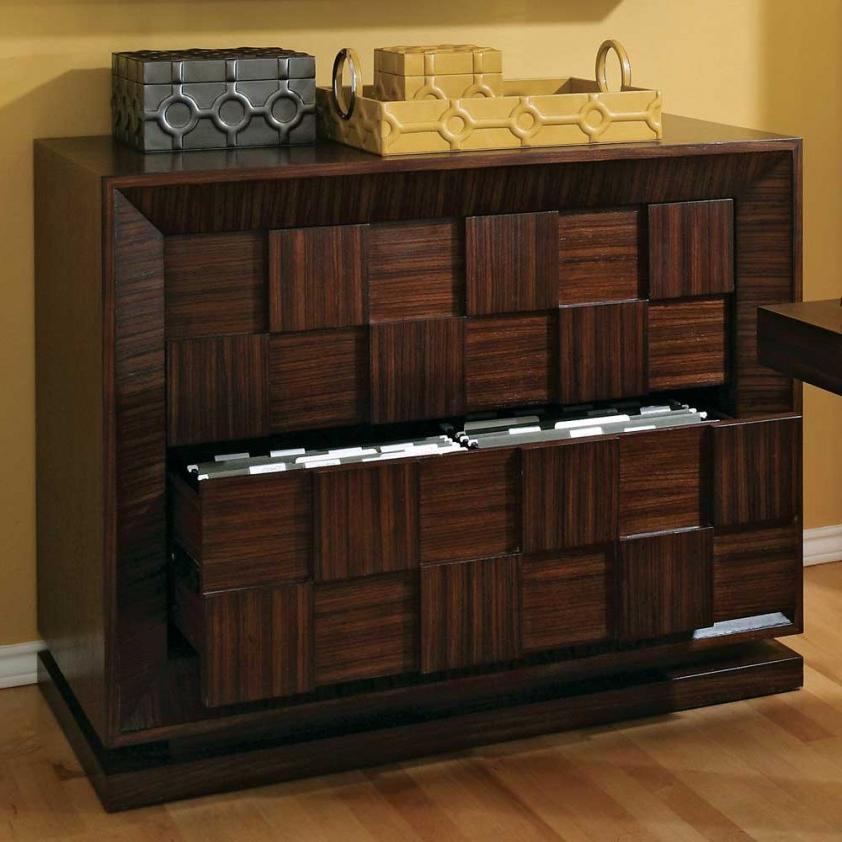 Decorative Filing Cabinet