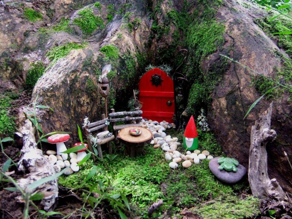 Fairy Tree Garden