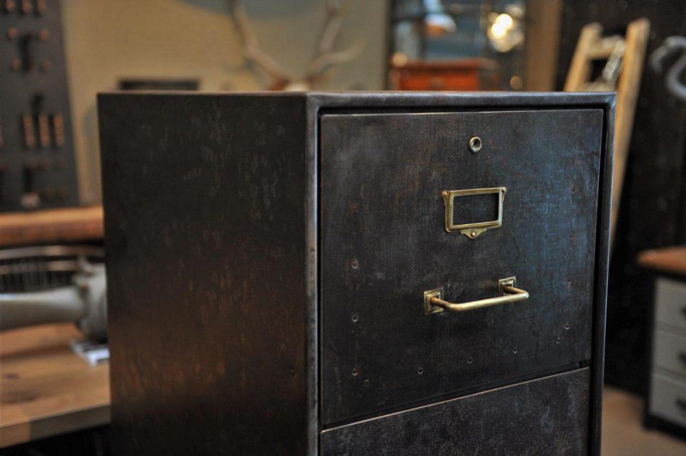 Industrial Metal Filing Cabinet