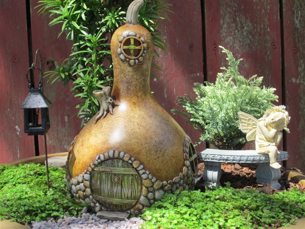 Unique Fairy Garden Ideas