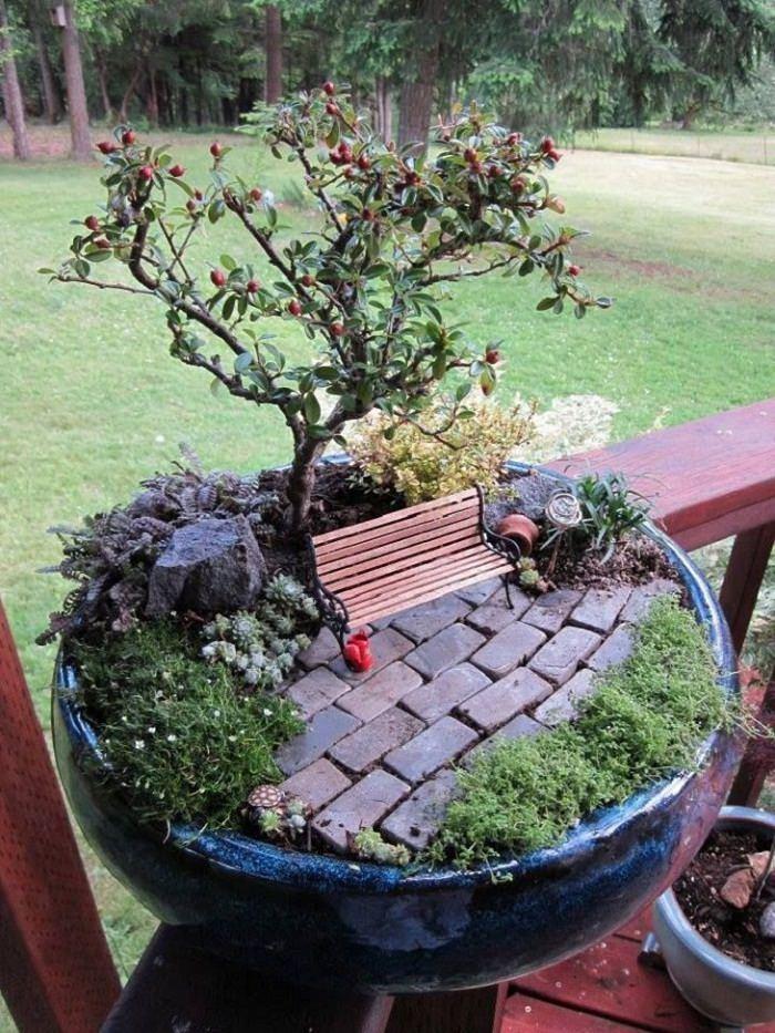 50 Diy Miniature Fairy Garden Design Ideas Page 3 Of 5 Interiorsherpa