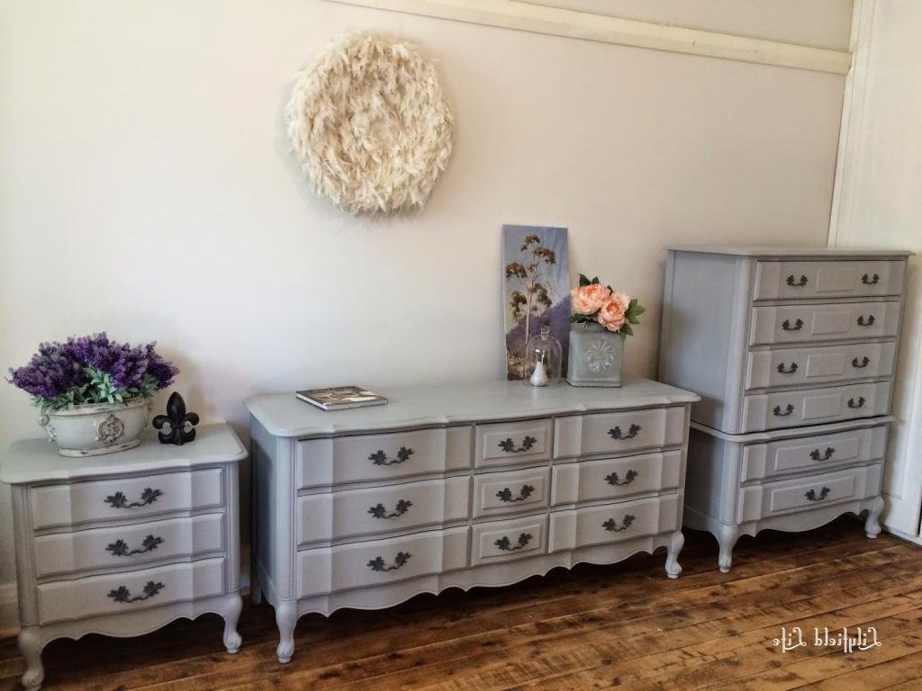 Amazing French Grey Bedroom Furniture