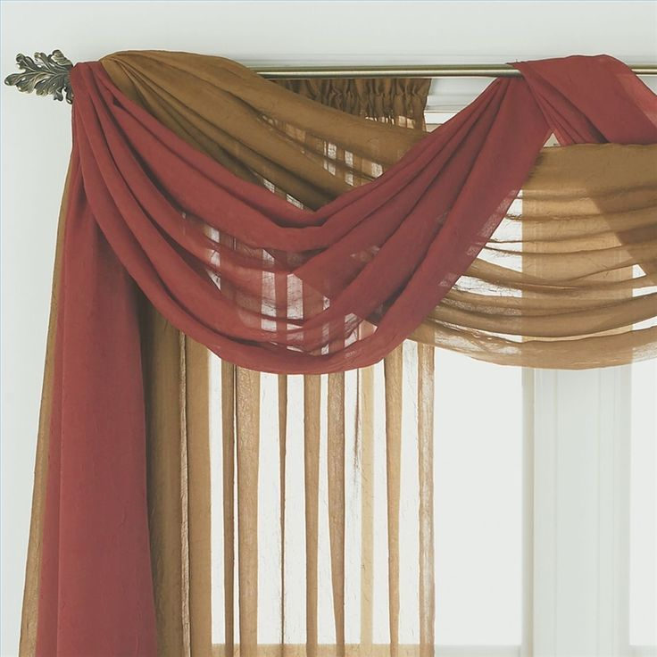Bedroom Swag Curtains.