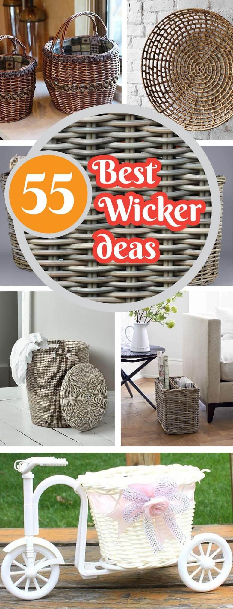 Best Wicker Ideas