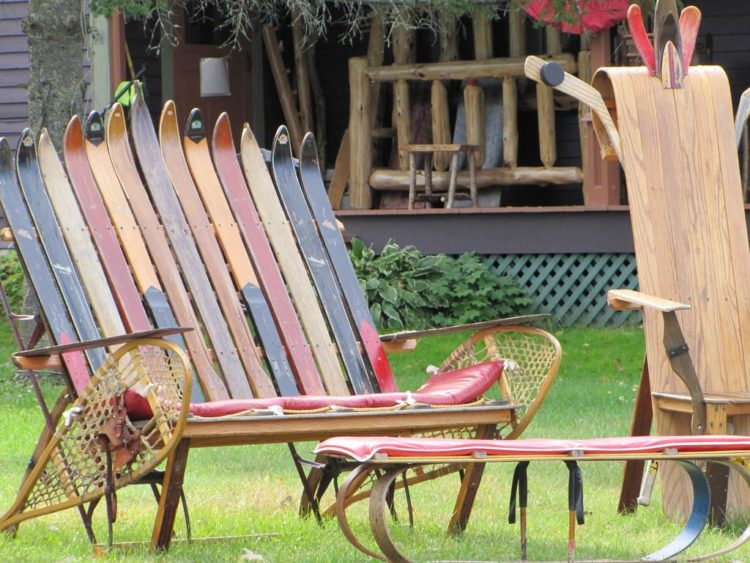Cheap Rustic Outdoor Furniture
