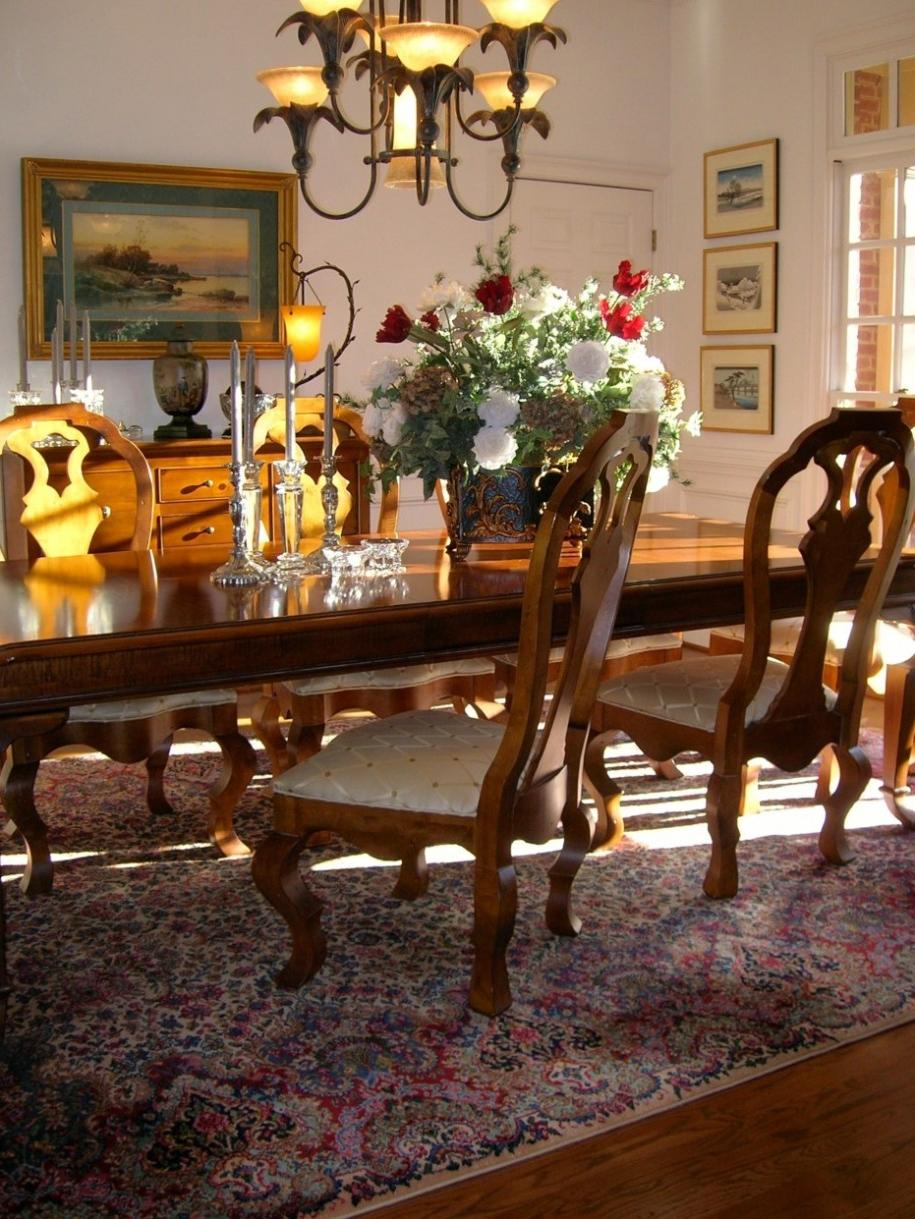 Classic Dining Teak Wood Furniture