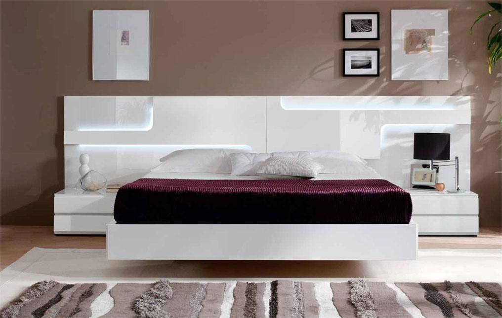 Contemporary Bedroom Furniture.