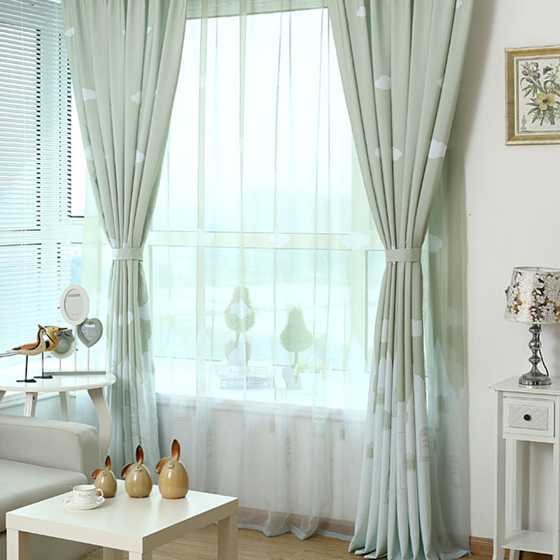 Country Bedroom Curtains.