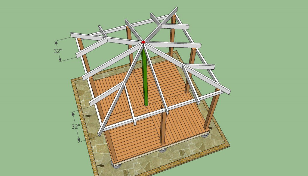 Creating a Roof Geometry