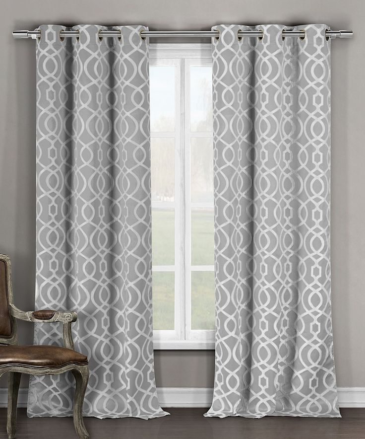 Curtains For Gray Bedroom.