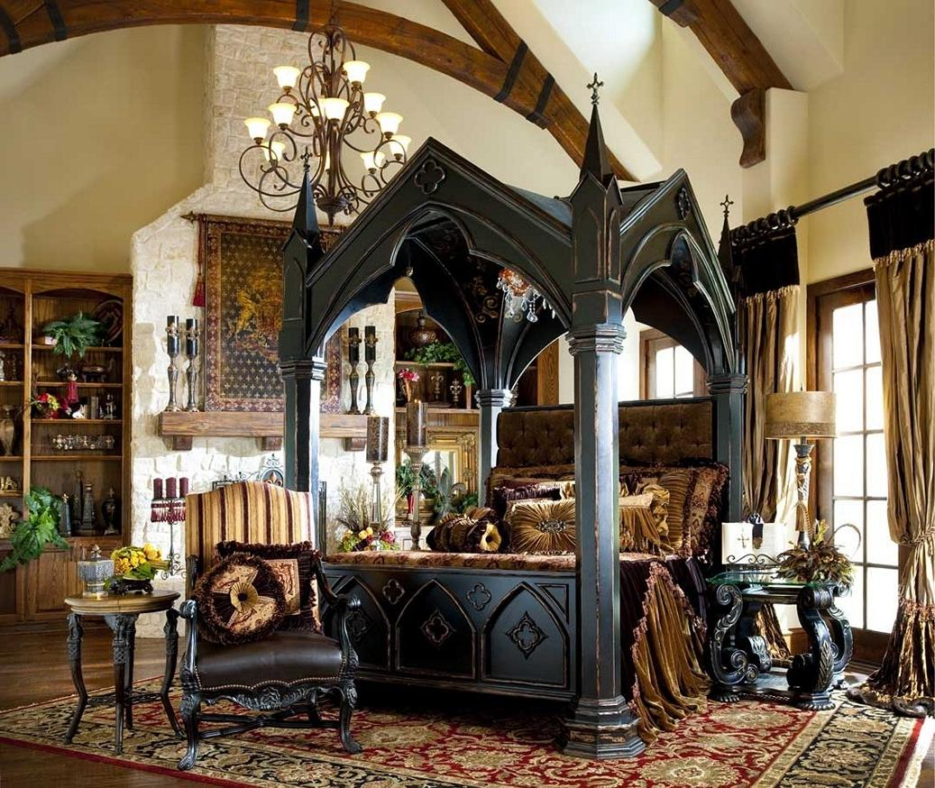 Gothic Bedroom Furniture.
