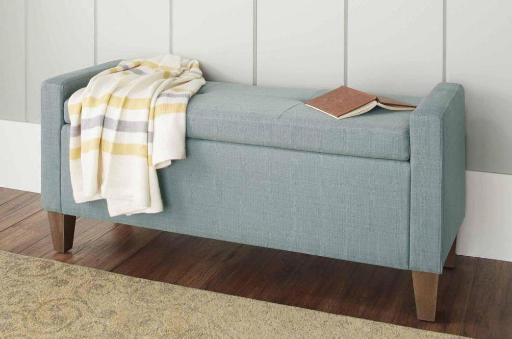 Grey Bedroom Bench Design Ideas