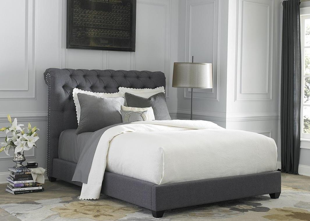 Grey Linen FabricWith Grey Bedroom Sets
