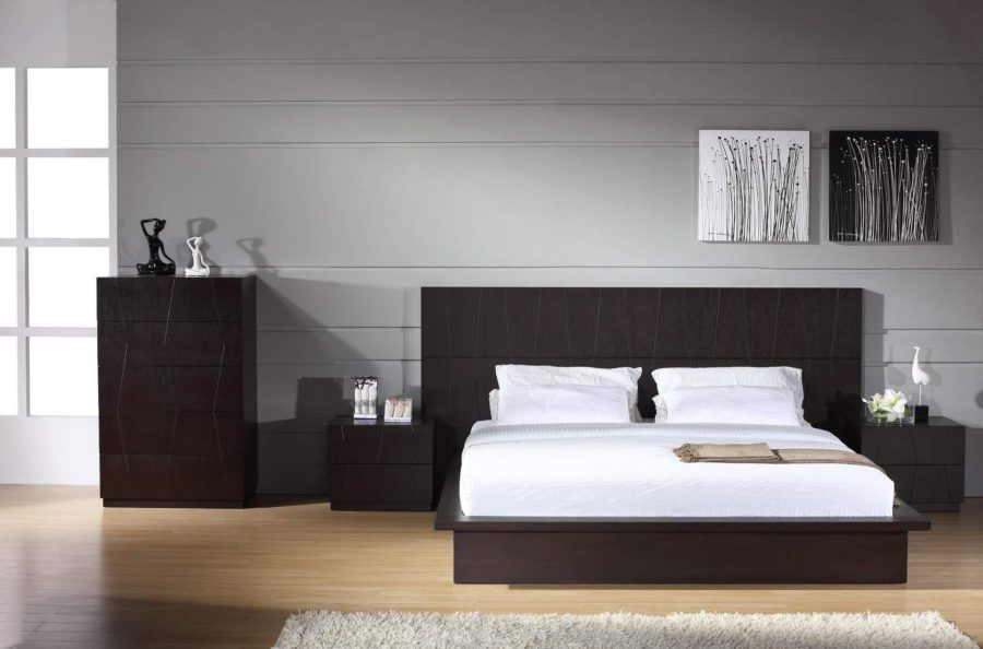 Modern Bedroom Furniture Sets.