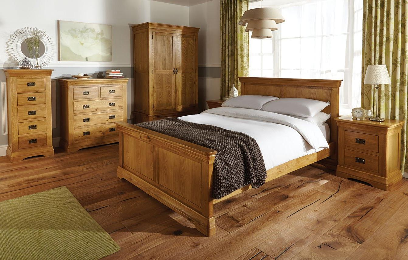 Oak Bedroom Furniture.