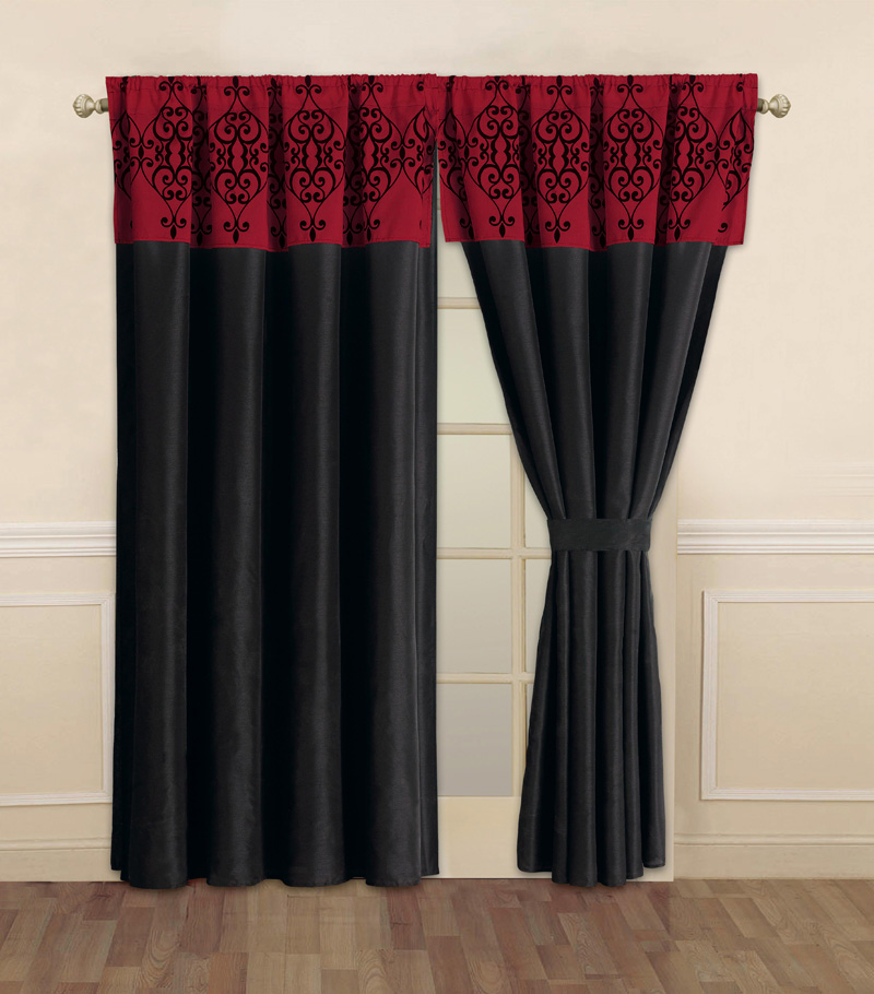 black bedroom curtains 37 unique and colourful bedroom curtain designs and 10846