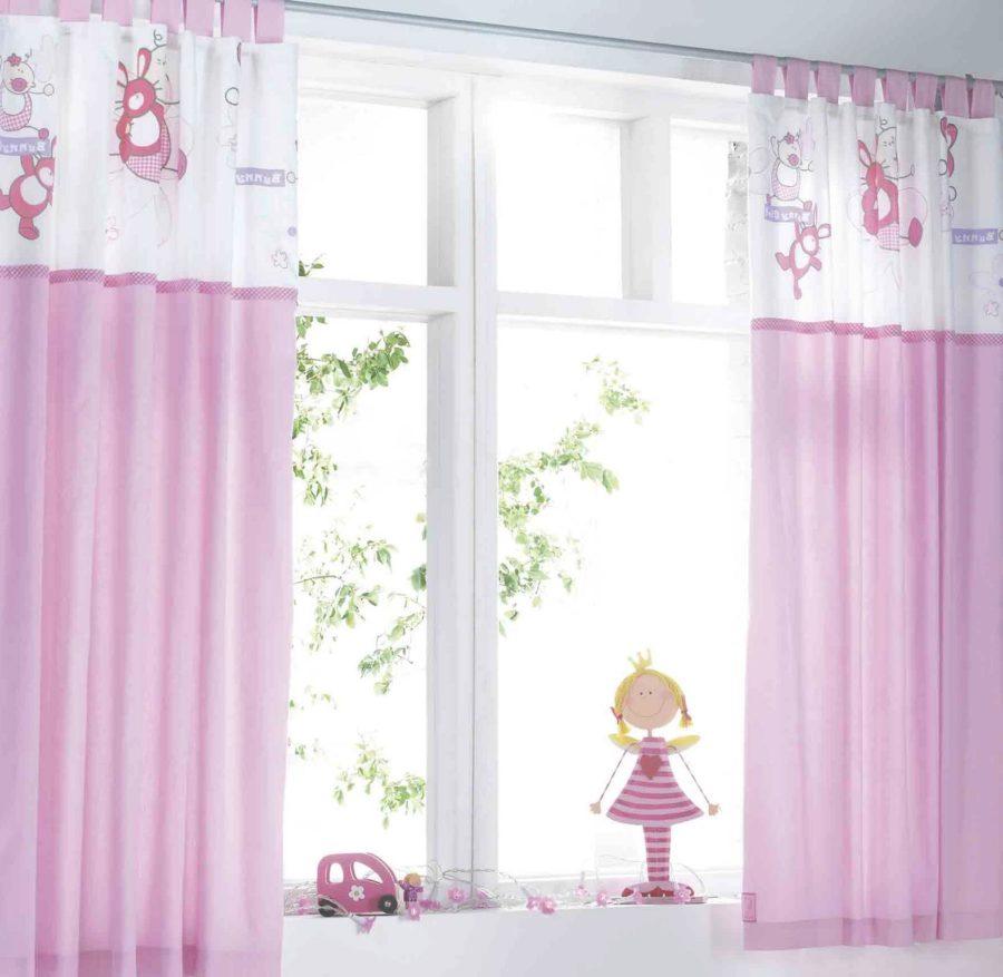 Romantic Bedroom Curtains.