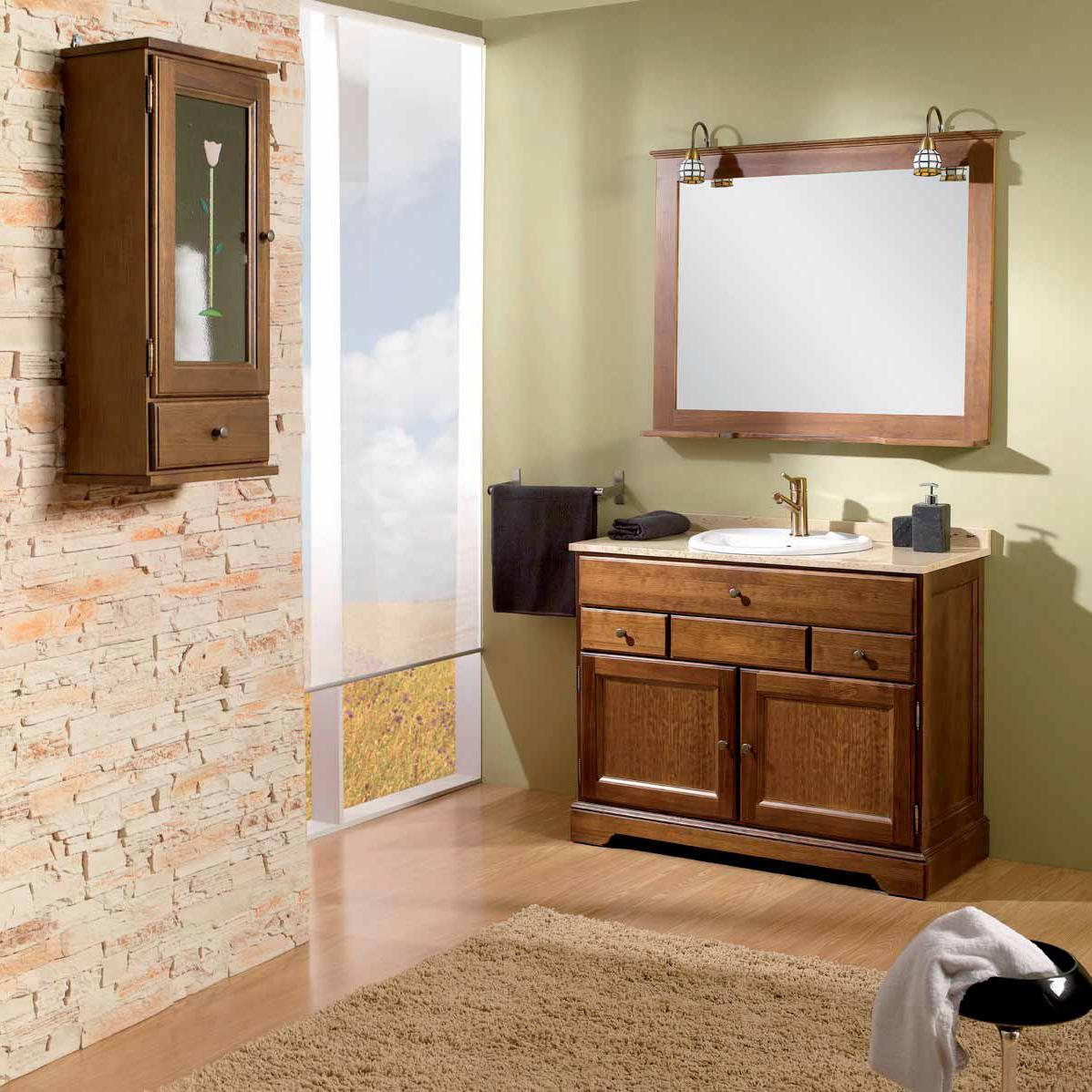 Rustic Bathroom Design On a Budget