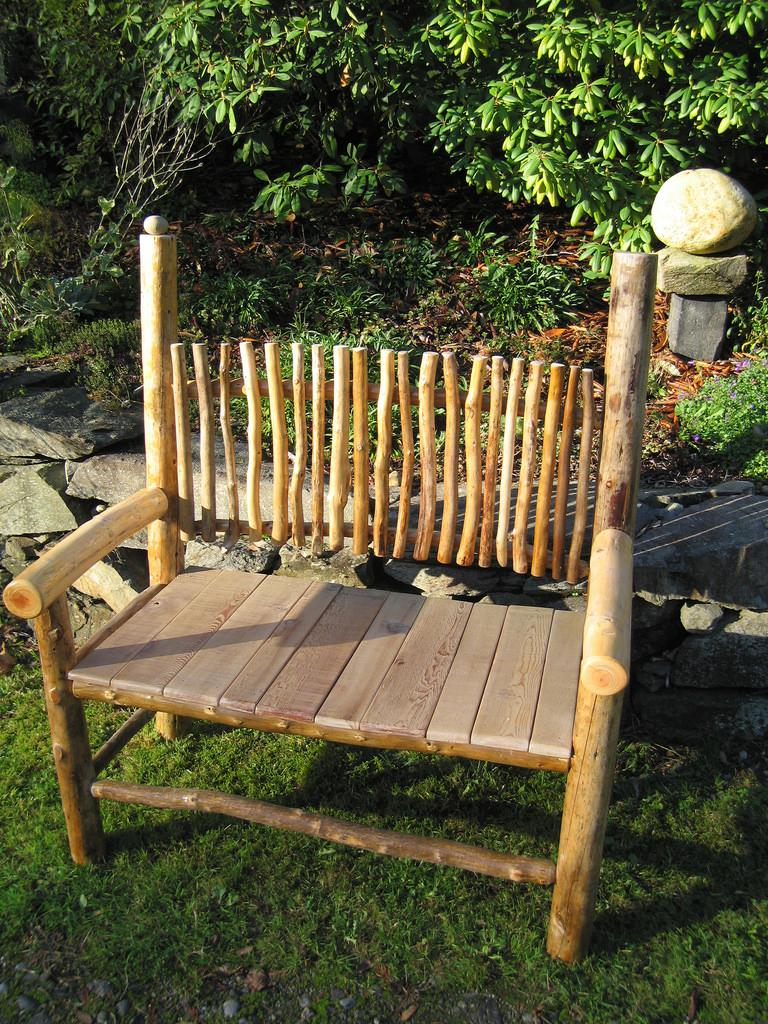 Rustic Oak Garden Furniture
