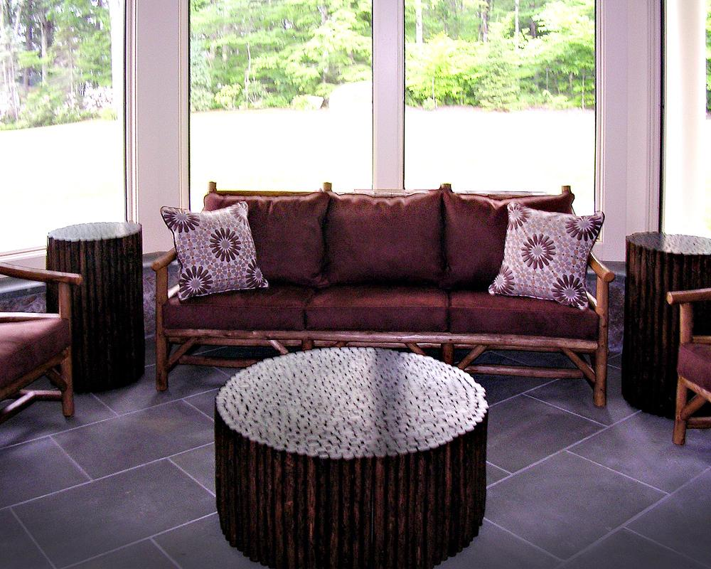 Rustic Porch Furniture For Lounge