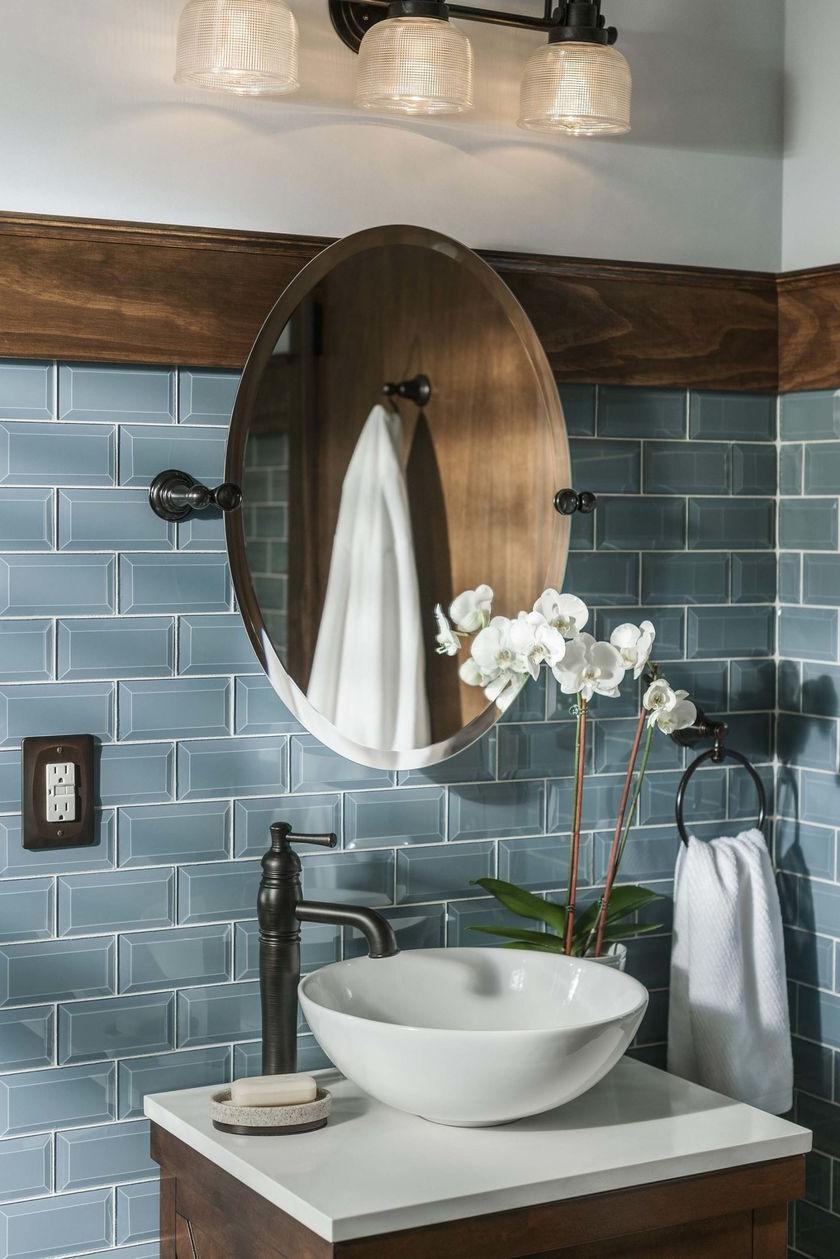 Rustic Small Bathroom Wood Decor Design Ideas